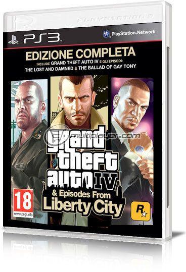 Grand Theft Auto 4 - Edizione Completa - € 29.90