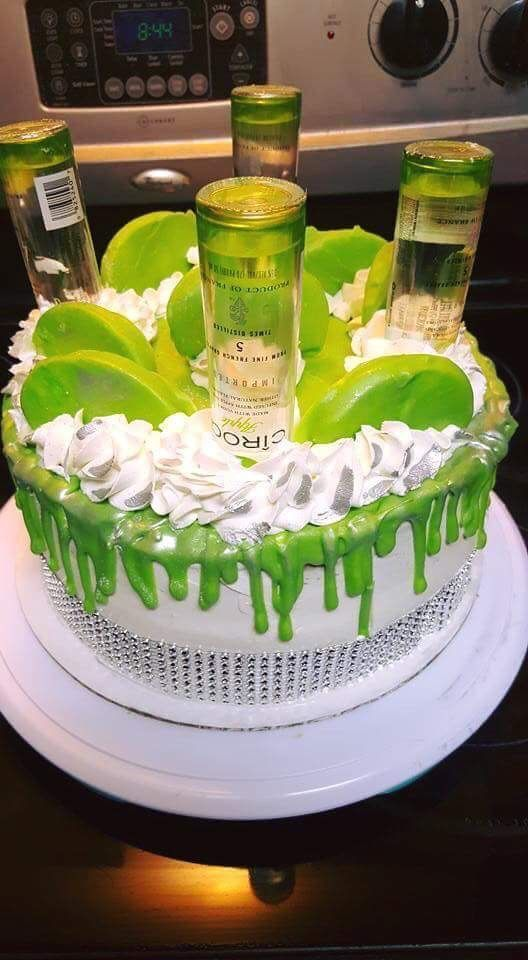 Best 25 Alcohol Birthday Cake Ideas On Pinterest Fun