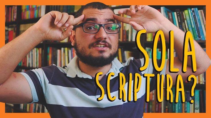 A IGREJA CATÓLICA NOS DEU A BÍBLIA? (SOLA SCRIPTURA)
