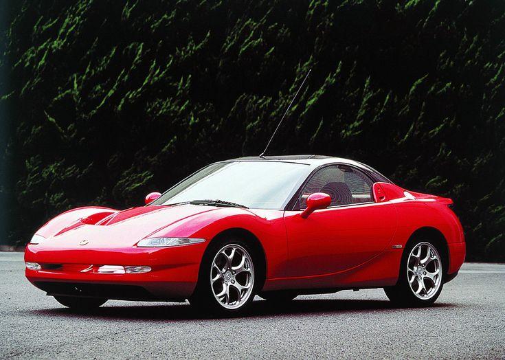 Mazda RX 01 1995