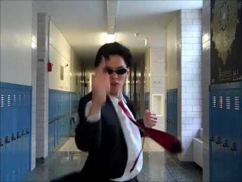 "A song about Macromolecules (a.k.a. Biomolecules, Carbon-Based Molecules, or the molecules of life) and Nutrition (Carbohydrates, Lipids, Proteins, and Nucleic Acids), based on PSY's ""Gangnam Style.""    Lyrics written by and song sung by a simple high school science teacher named Mr. Hsu.    Special thanks to Mr. Moore, Mrs. O'Brien, Mr. Kelly, Mrs...."