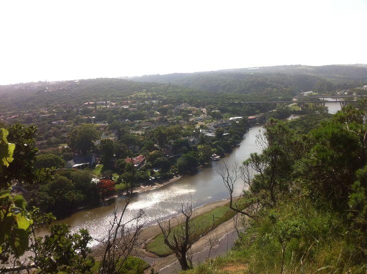 Somewhere in #Africa 'A River Runs Through It'
