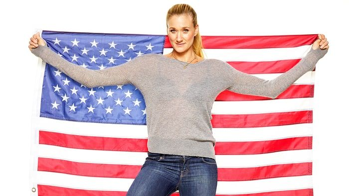 Olympic Volleyball Player Kerri Walsh Jennings Doesn't Think About Losing