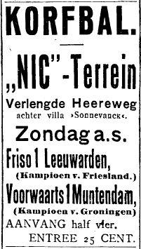21-7-1922 Dagblad van het Noorden