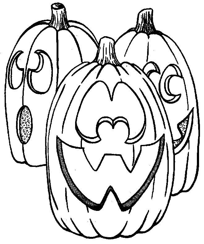 printout for coloring table at halloween party - Coloring Pages Printouts
