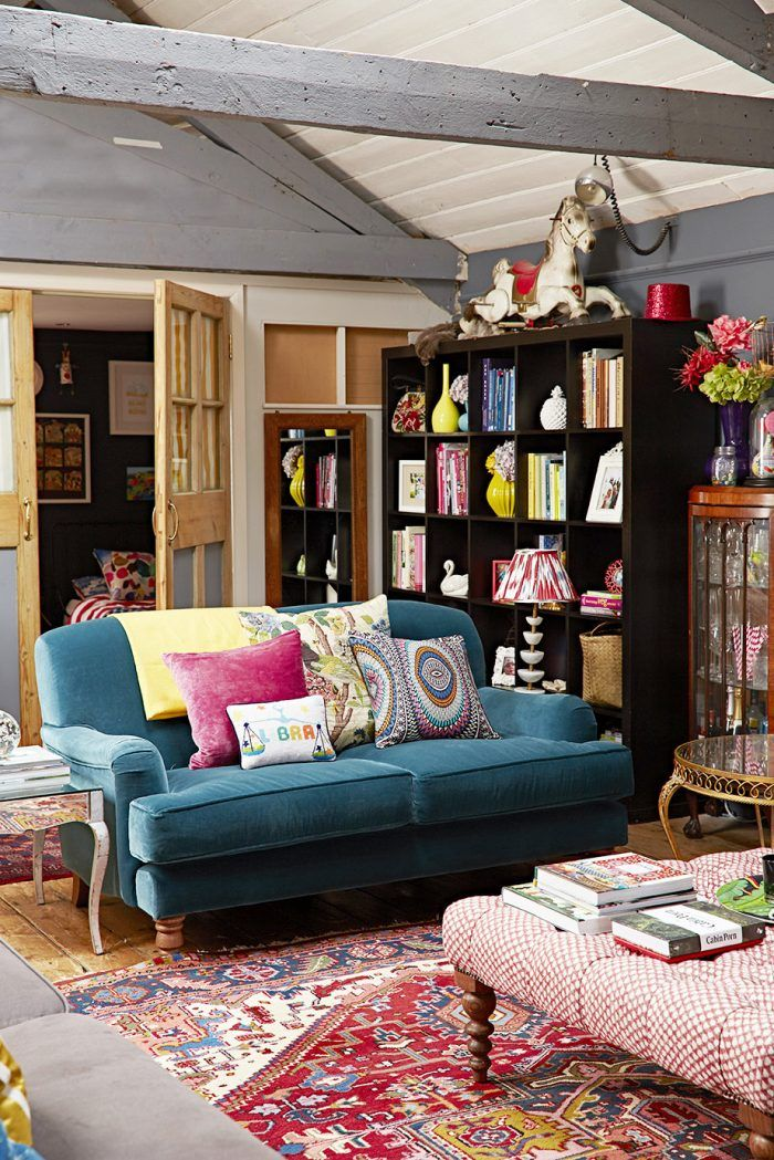 17 best ideas about eclectic living room on pinterest colorful eclectic living rooms with a. Black Bedroom Furniture Sets. Home Design Ideas