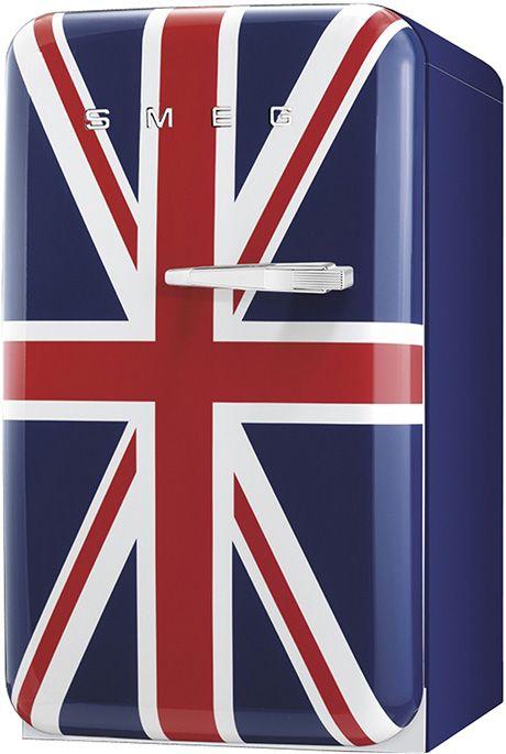 SMEG - oh how I would love a fridge like this