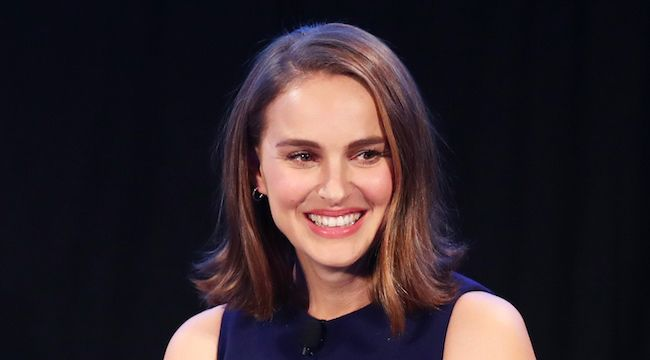 Natalie Portman Is Playing A Pop Star In A Movie Musical Featuring Songs Written By Sia