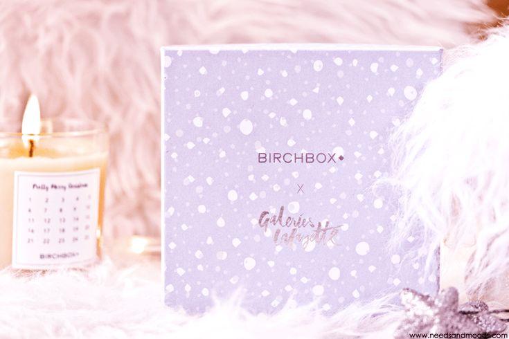 Birchbox x Galeries Lafayette: box beauté édition limitée!  Sur mon blog beauté Needs and Moods, je vous dévoile le contenu de ce joli coffret enneigé: http://www.needsandmoods.com/birchbox-galeries-lafayette/  #Birchbox #BirchboxFr #BirchboxFrance #Birchbox_fr #Noël #Box #Beauté #Blog #Blogueuse #Birchblogueuse #BlogBeaute #BeautyBlog #BeautyBlogger #BBlog #BBlogger @birchboxfr @galerieslaf #GaleriesLafayette #galerieslaf
