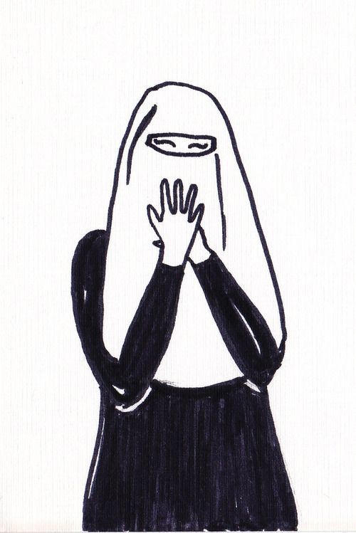 Oh Allah, make it easy for me to wear Niqab, and make them approve of my decision. amin.
