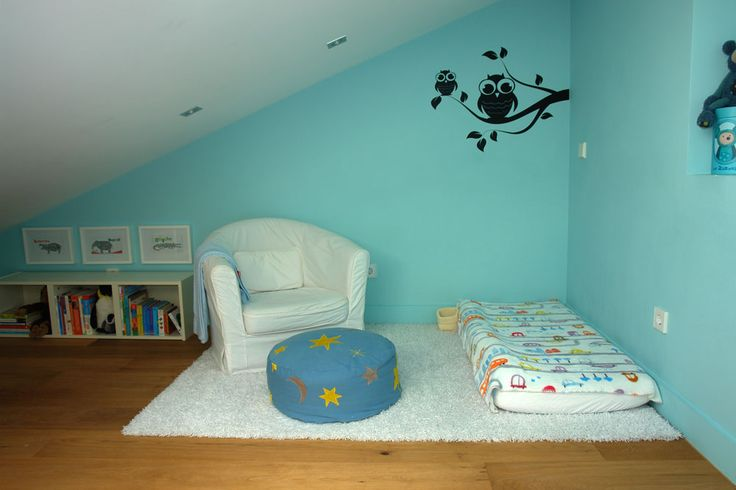site is a resource for floor beds for infants & ideas for baby friendly, Montessori-oriented nurseries.