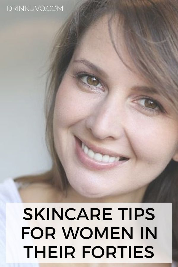 Skincare Tips For Women In Their Forties 40s Aging Skin Care Anti Aging Skin Care Skin Care