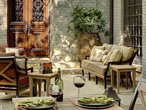 136 best marissa outdoor furniture images on Pinterest | Furniture ...