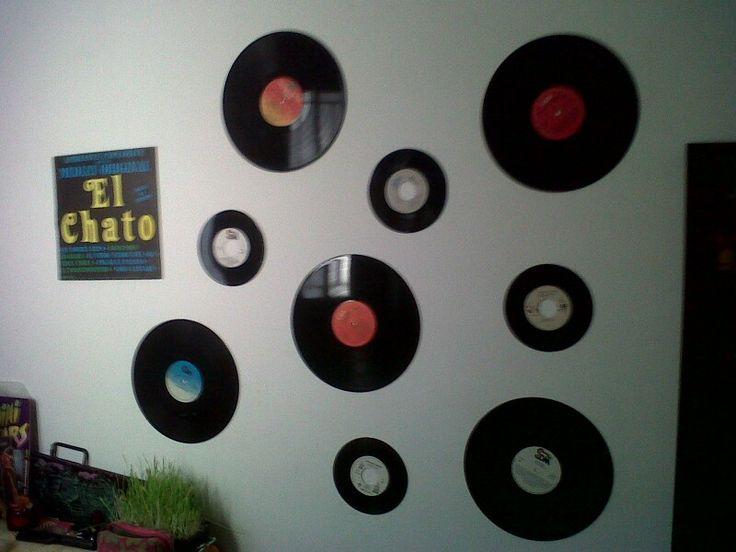 Vinil wall decor