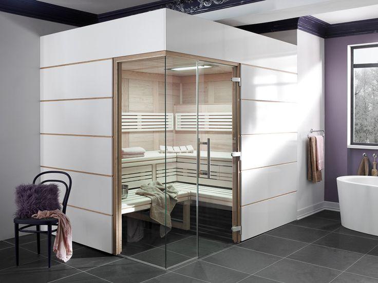 Die besten 25+ Sauna design Ideen auf Pinterest | Sauna, Sauna ...