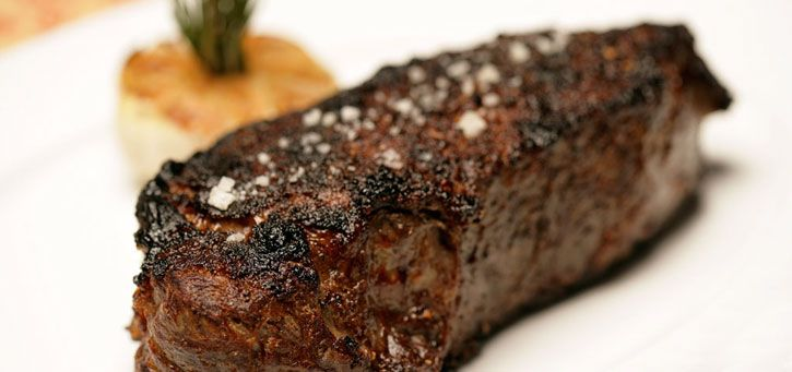 Named after one of the greatest #basketball players, the Michael Jordan Steakhouse in @Grand Central Terminal is one of the best in the city. #NYC #food