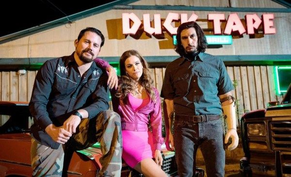 Logan Lucky Movie – New Official