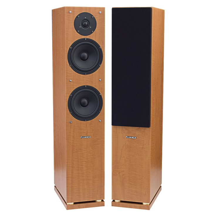 Image of Fluance 5 Speaker Surround Sound Home Theater System SX-HTB+