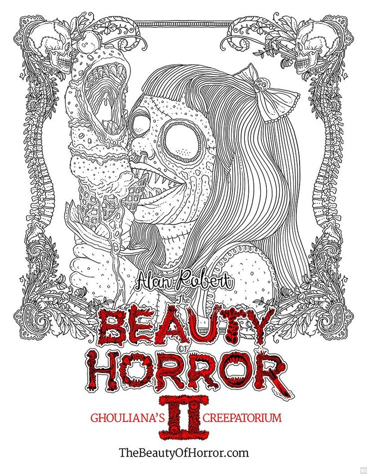 Celebrate National Coloring Book Day With A Free Sample Of Alan Roberts The Beauty