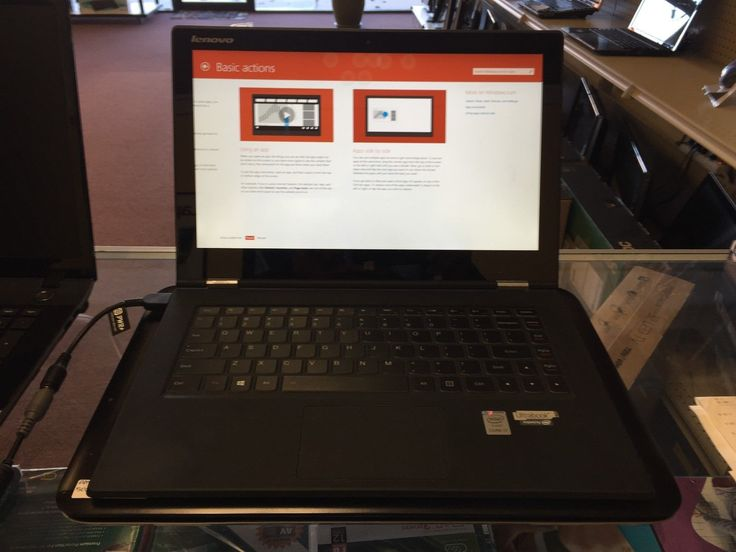 "Broken screen Lenovo IdeaPad Yoga 2 PRO 20266 13"" LED Touch Screen"