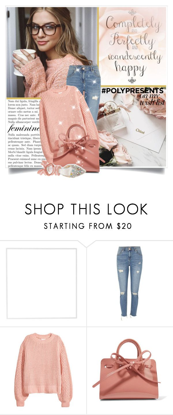 """#PolyPresents: Wish List"" by beautifulplace ❤ liked on Polyvore featuring WALL, Menu, Dukes, River Island, H&M, Mansur Gavriel, contestentry and polyPresents"