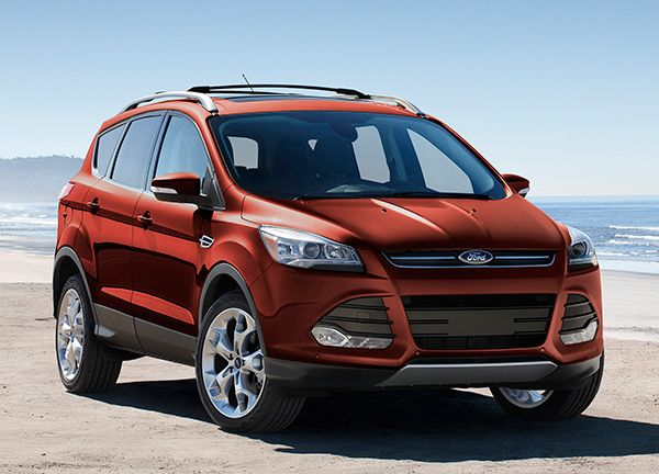 New Car Test Drive: 2014 Ford Escape