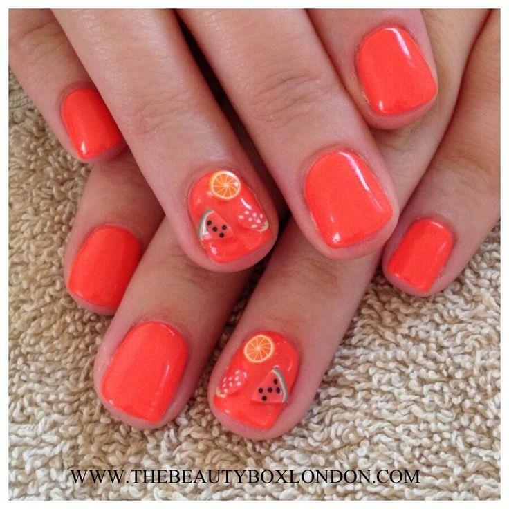 Jessica Orange Nail Polish: 23 Best Corals, Coppers & Oranges Images On Pinterest