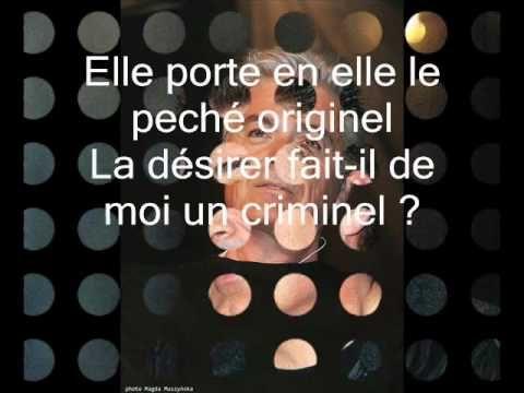 Garou, Daniel Lavoie, Patrick Fiori - Belle (parole)...1.05