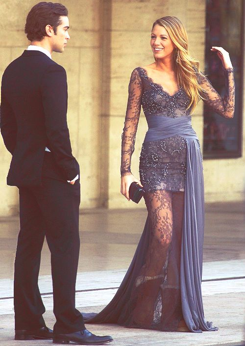 Aaaand this is the 4th time I've pinned this dress. I love Gossip Girl style.