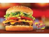 Red Robin Gourmet Burgers, Inc., is a casual dining restaurant chain famous for serving gourmet burgers with Bottomless Steak Fries®, and signature Mad Mixology® Beverages. There are 460+ Red Robin® located across the United States. BUY IT NOW!