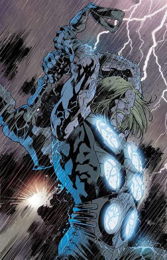 Ultimates #4 by Bryan Hitch