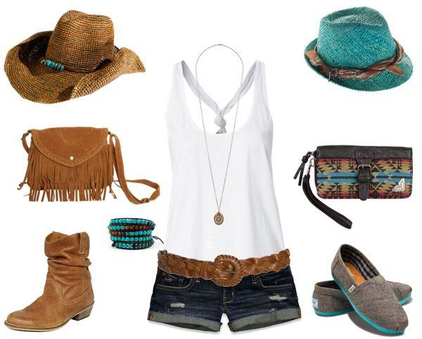 Festival Wear...