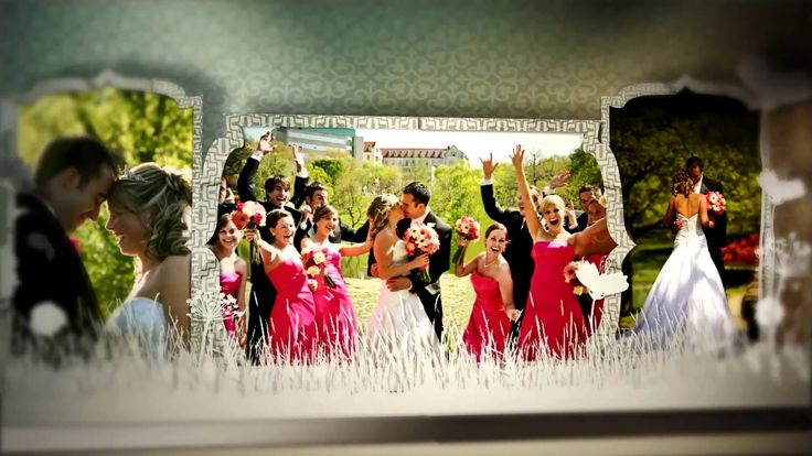 ☆ Wedding Pop Up Book After Effects Template