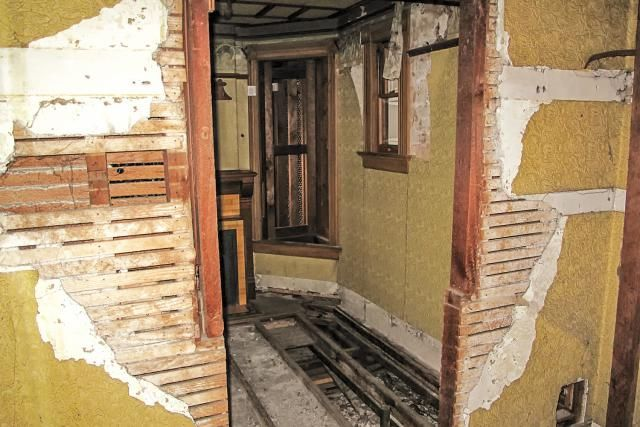 Unfinished Room at Winchester Mystery House - Craig Glassner/Flickr/CC BY-NC-ND 2.0