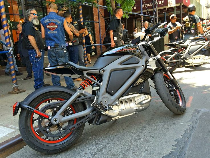 Harley-Davidson Has A Real LiveWire, Also Known As Its First Electric Motorcycle | Popular Science