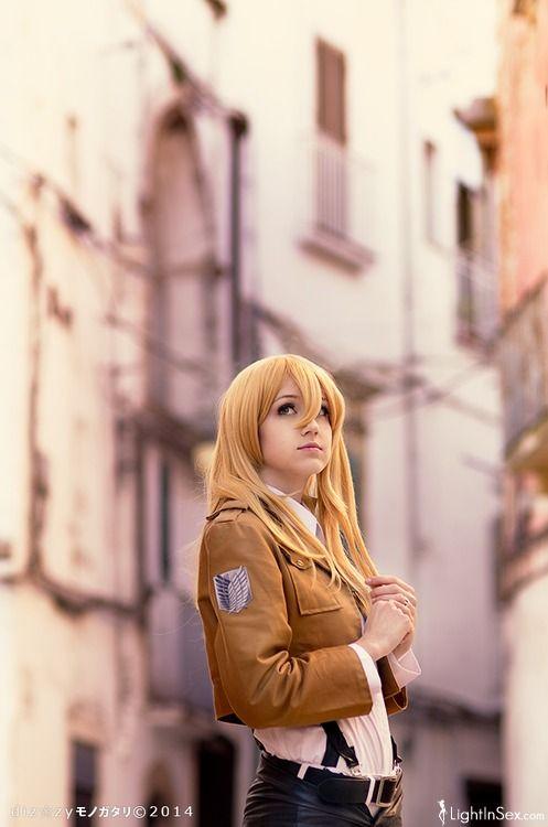 Shinjeki no KyojinChrista Renz -Fiore Manni (FB) (WorldCosplay)PH: Dizzymonogatari (FB) (Flickr) http://www.lightinsex.com/japan-wins-tearing-lingerie-white-panty-sexy-women.html