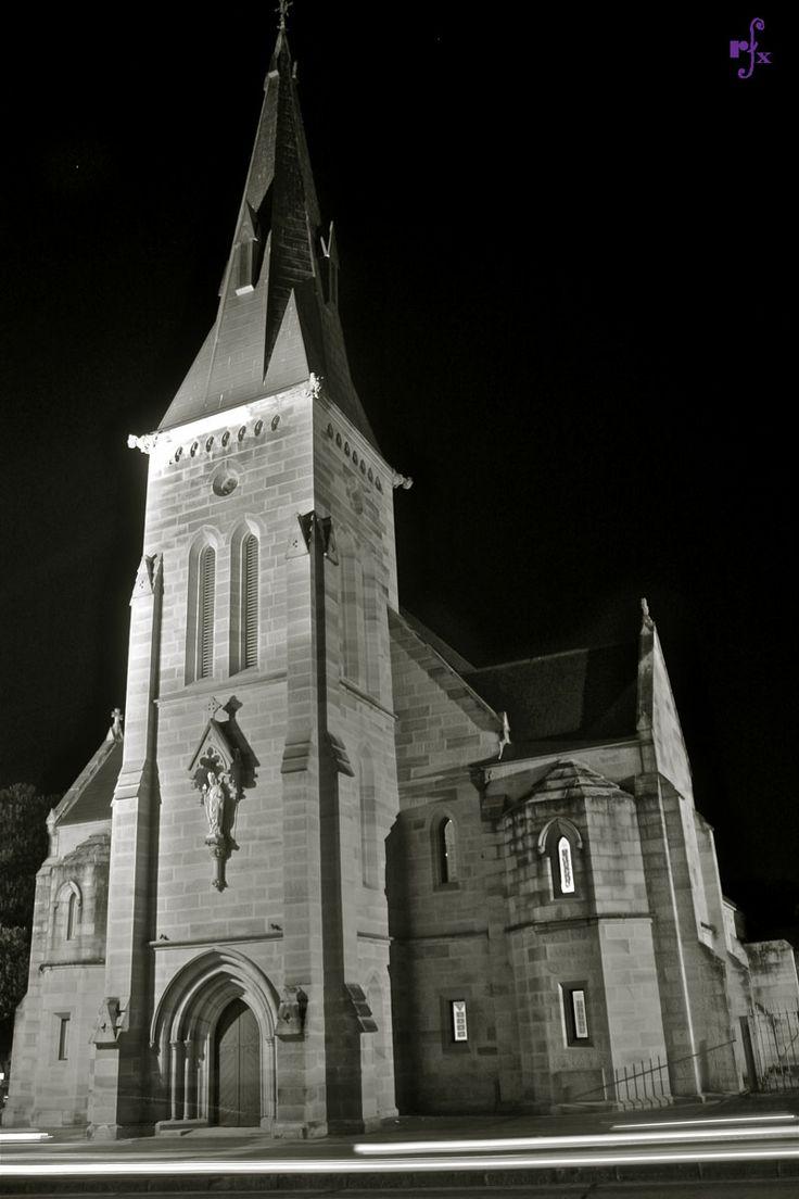 St Patricks Cathedral at Parramatta NSW. Ray Falzon