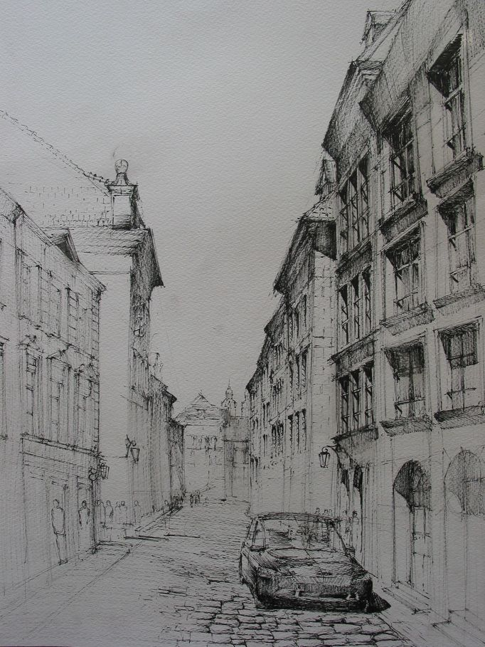 Architecture Drawing Pencil 12 best #draw street images on pinterest | drawings, pencil