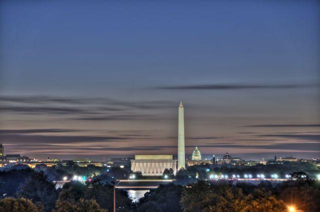 Overview of the Washington, DC Metropolitan Area