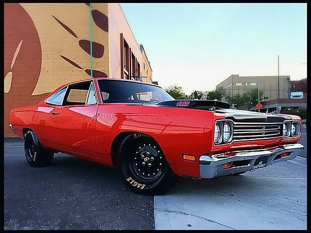 Photography — '69 Plymouth Road Runner 440