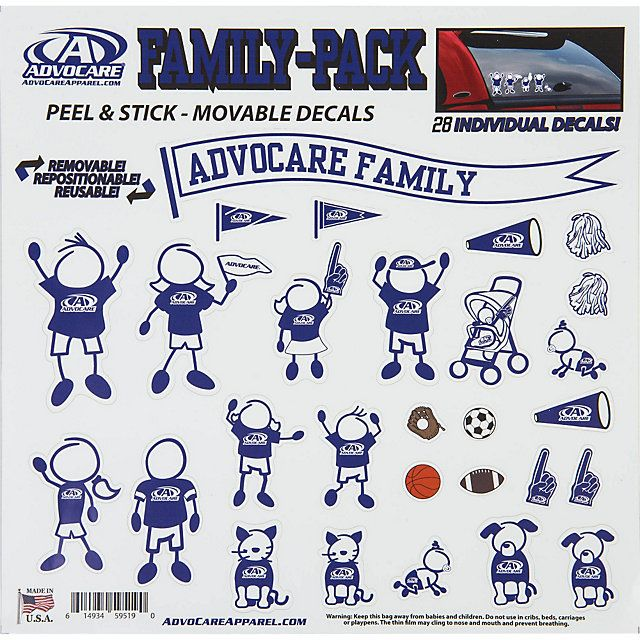 Best Advocare  Lets Do It Images On Pinterest - Advocare car decal stickers