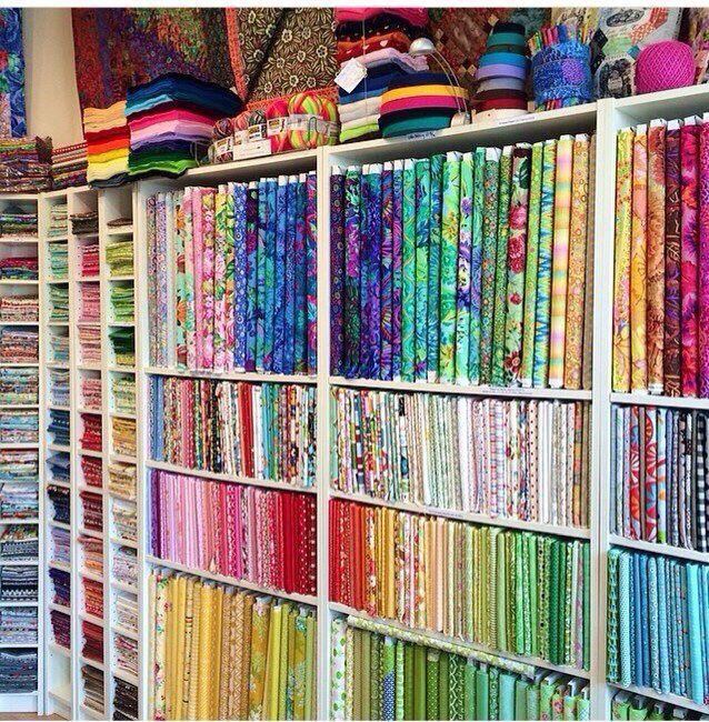 15 best TIKKI Patchwork Shop images on Pinterest   Haberdashery ... : quilt shops london - Adamdwight.com