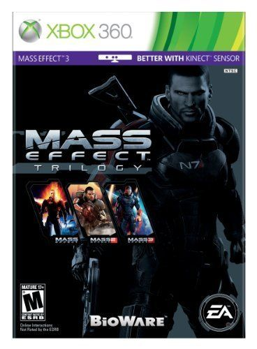 Mass Effect Trilogy  Xbox 360 >>> Check out this great product. Note:It is Affiliate Link to Amazon.