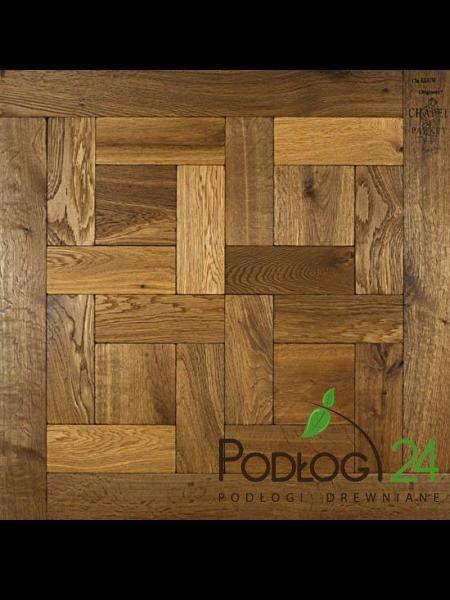 Parkiety i podłogi drewniane Warszawa | Chapel Parket Cassette Chantily – podłoga kasetonowa z drewna litego dąb