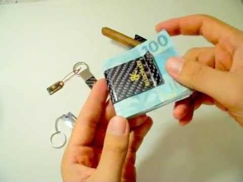 Fibra de Carbono - Clipe de Dinheiro da grife de luxo Billion Key - YouTube