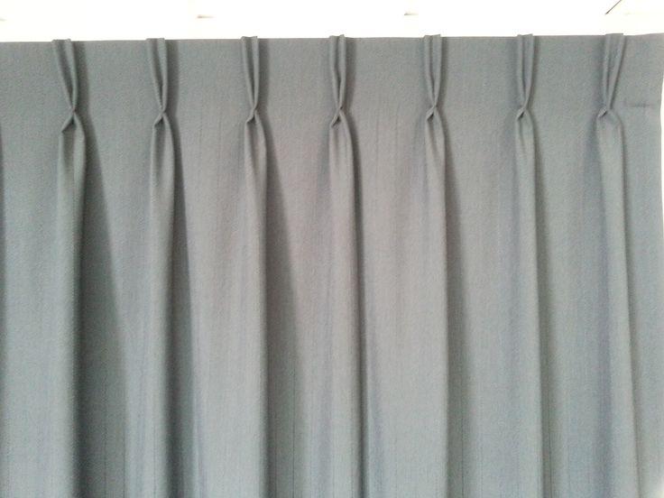 Curtain design dutch pleat curtains curtain pleats pinterest pleated curtains curtain - Www curtain design picture ...