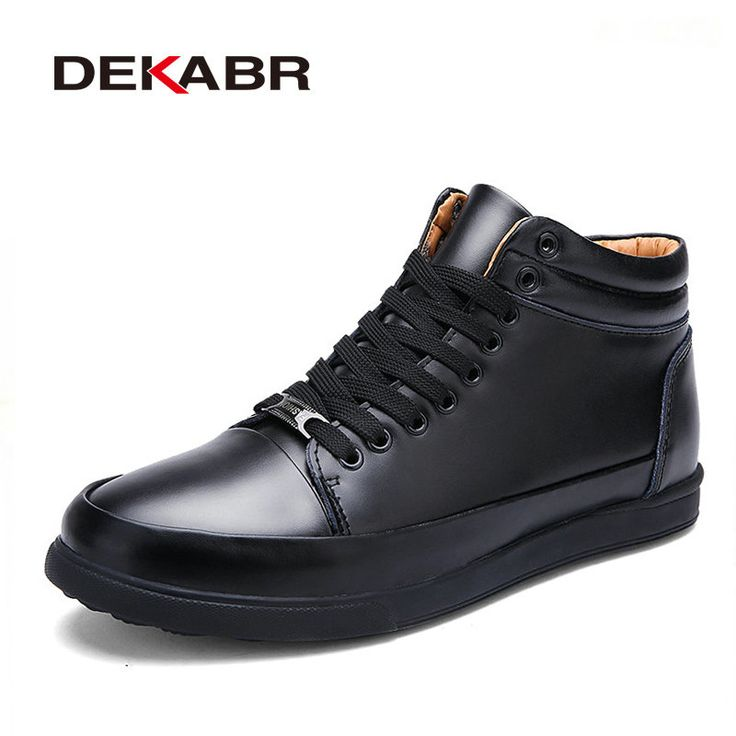 Good News! Just got the : DEKABR 2017 New F... in! Check it out ! http://www.usmartny.com/products/dekabr-2017-new-fashion-brand-men-boots-high-quality-mens-autumn-winter-boots-cow-split-leather-men-ankle-boots-casual-boots?utm_campaign=social_autopilot&utm_source=pin&utm_medium=pin