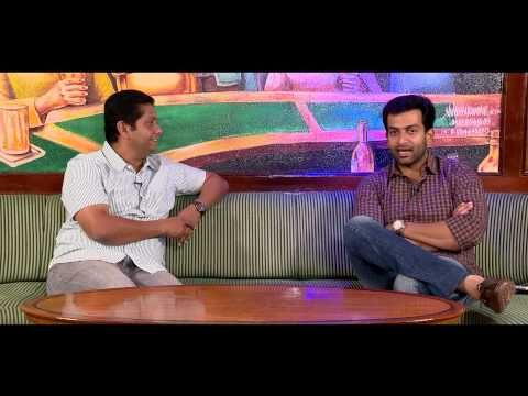 Prithviraj with Jeethu Joseph (Part I)