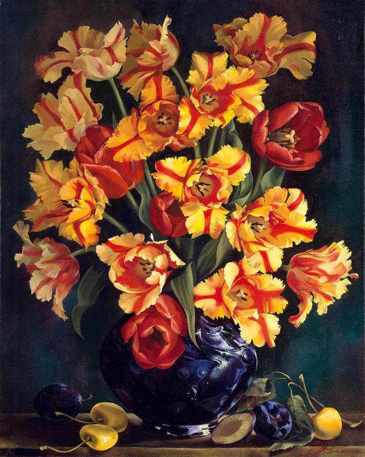 Ночные тюльпаны