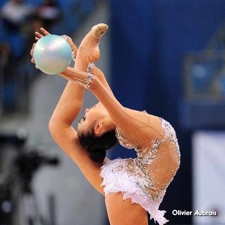 Sakura HAYAKAWA (JPN) Ball